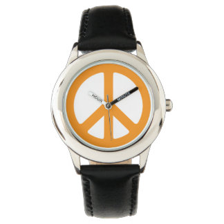 Peace, Man Wristwatch