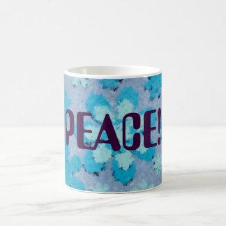 PEACE! MUGS