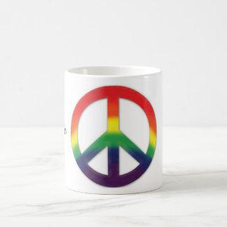 Peace! Coffee Mug