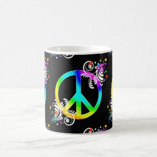 peace mugs
