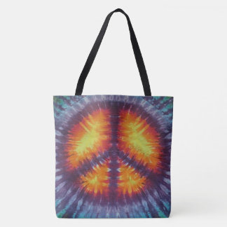 Peace Must Come Tote Bag