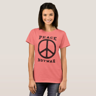 Peace Not War T-Shirt