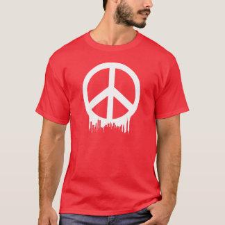 Peace NYC Skyline T-Shirt