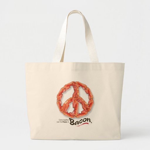 Peace of Bacon Bags