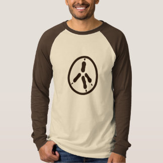 Peace of Chicken (brown) T-Shirt