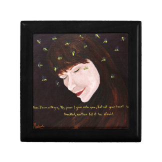 Peace Of Mind A Small Square Gift Box