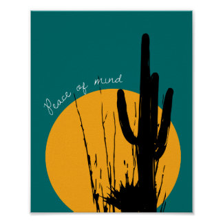 """""""Peace of Mind"""" in the Desert 
