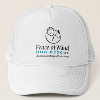 Peace of Mind Logo Hat