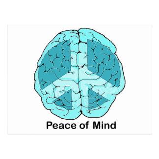 Peace of Mind Postcard