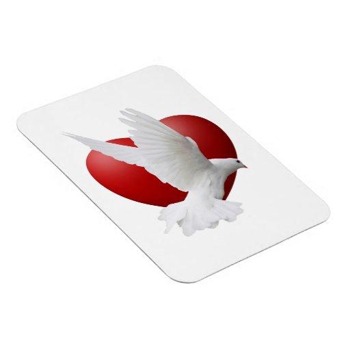 Peace of the Season Premium Flexi Magnet