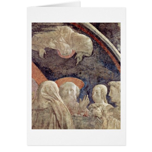 Peace Offerings By Paolo Uccello Greeting Cards