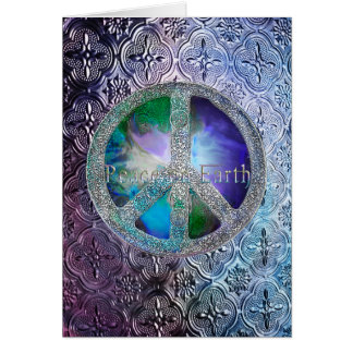 Peace on Earth 2012 Greeting Cards