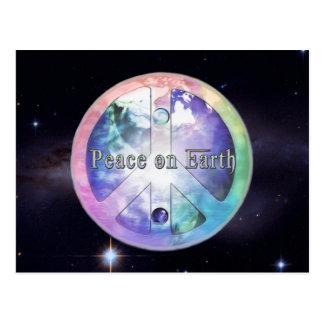 Peace on Earth 2012 ~ Deep Space Version Postcards