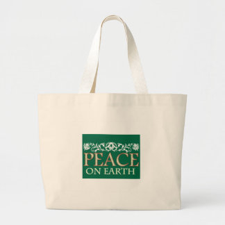 Peace On Earth Bags