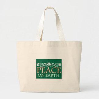 Peace On Earth Bags