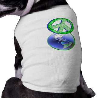 Peace on Earth Day Shirt