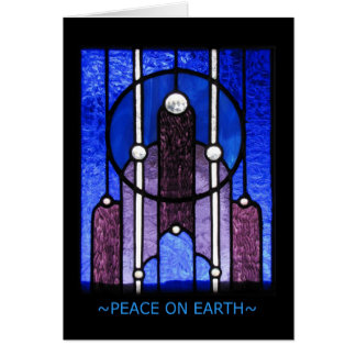 Peace on Earth - Holiday Card