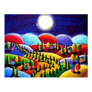 Peace on Earth Landscape Post Card