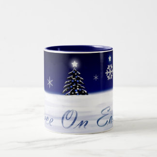 'Peace on Earth' Mug