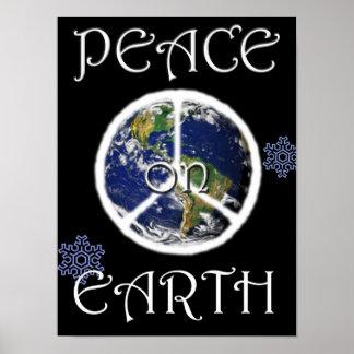 Peace On Earth Peace Sign