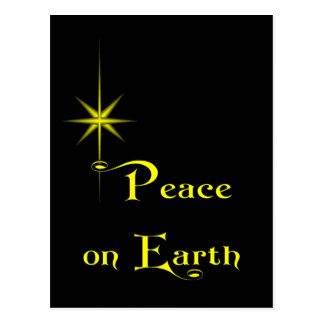 Peace On Earth Post Cards