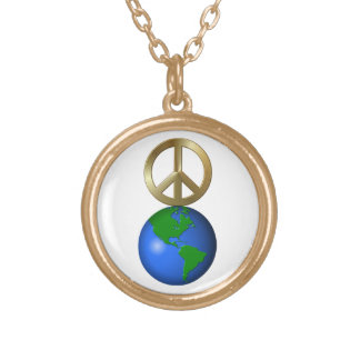 Peace on Earth Rebus Word Puzzle Jewelry