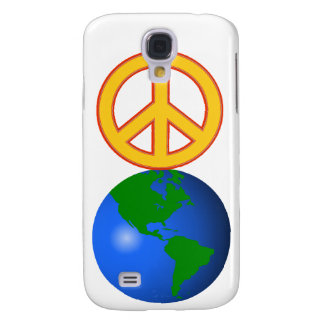 Peace On Earth Samsung Galaxy S4 Covers