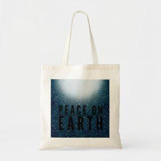Peace on Earth Tote