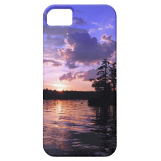 Peace on the Land Tranquil Scenic Twilight Case For The iPhone 5