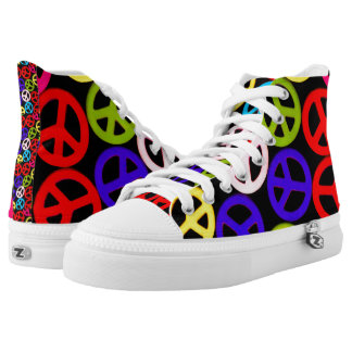 Peace Out High Tops