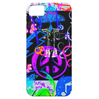 Peace Out Susie iPhone 5 Cover