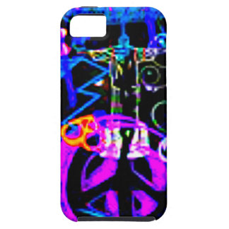 Peace Out Susie iPhone 5 Covers