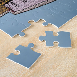 Peace over Jerusalem Jigsaw Puzzle