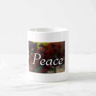 Peace, Peace Mugs