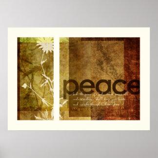 Peace Philippians 4 7 Posters