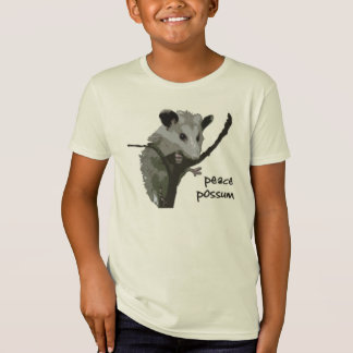 Peace Possum T-Shirt