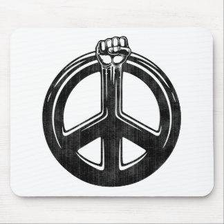 Peace Power! Mousepads