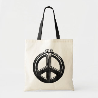 Peace Power! Tote Bag