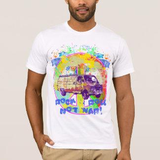 Peace Rock & Roll Not War T-Shirt