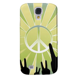 Peace Samsung Galaxy S4 Covers
