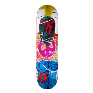 Peace Sign Hippie Skateboards