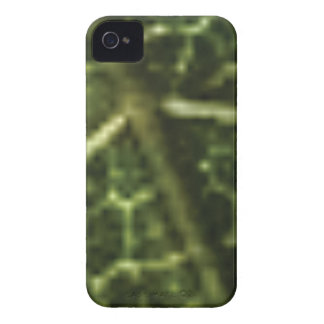 peace sign in nature iPhone 4 cases
