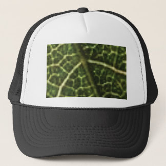 peace sign in nature trucker hat