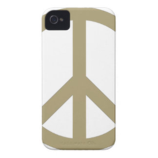 Peace Sign iPhone 4 Case-Mate Cases