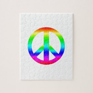 Peace Sign Jigsaw Puzzle