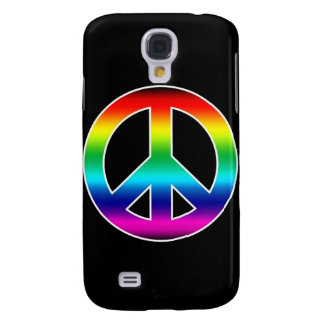 peace sign samsung galaxy s4 cases
