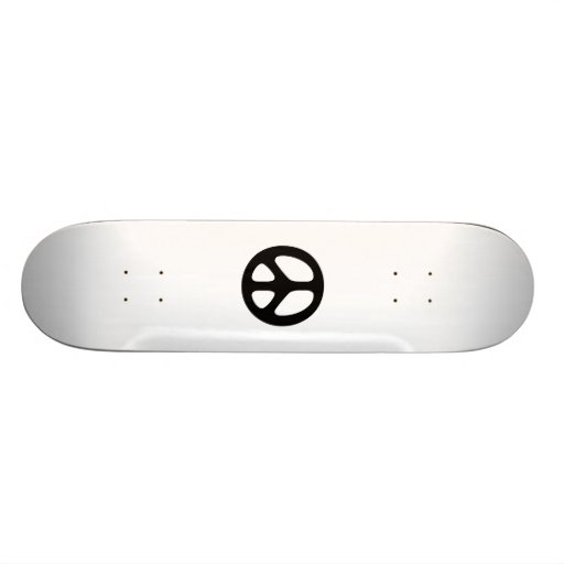 Peace Sign Skate Decks