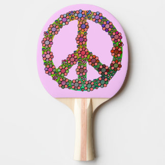 Peace Sign Symbol Flowers Pretty