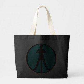 Peace Sign - Yoga Tote Bags