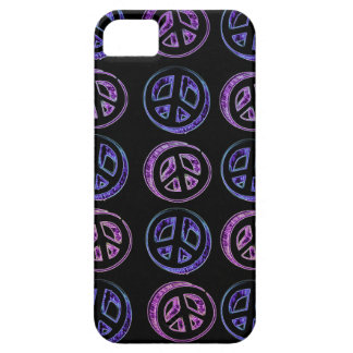 Peace Signs Barely There iPhone 5 Case